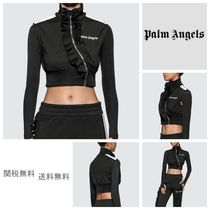 [Palm Angels] Rouches Track Vest ベスト