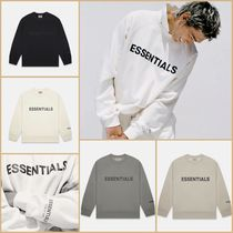 [FOG] スウェット Fear Of God Essentials CrewNeck Sweatshirt