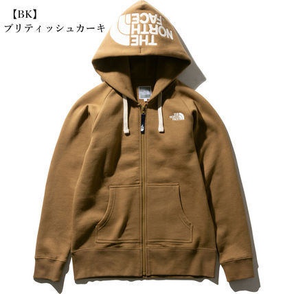 THE NORTH FACE パーカー・フーディ 【THE NORTH FACE】REARVIEW FULL ZIP リアビューフルジップ(11)