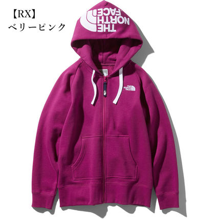 THE NORTH FACE パーカー・フーディ 【THE NORTH FACE】REARVIEW FULL ZIP リアビューフルジップ(9)
