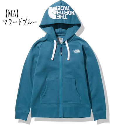 THE NORTH FACE パーカー・フーディ 【THE NORTH FACE】REARVIEW FULL ZIP リアビューフルジップ(5)