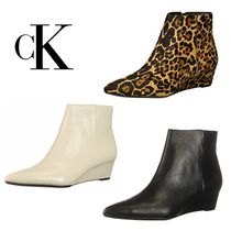 Sale★【Calvin Klein】ブーティー★Gael Booties