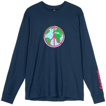 要在庫確認 【STUSSY】     WORLD PEACE L/SL TEE