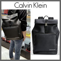 海外別注★Calvin Klein★Smooth Essential Backpack★安全発送