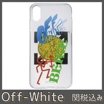 19AW新作☆Off-White☆ I-PHONE XS MAX専用ケース