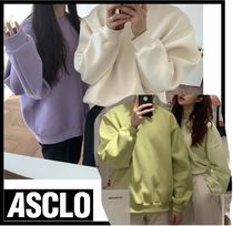 ☆イベント/関税込☆ASCLO ★MOSCO SEWING SWEATSHIRTS★5色★