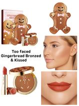 〈Too Faced 〉★2019ホリデー★Gingerbread Bronzed & Kissed