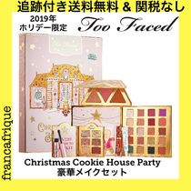 2019年ホリデー☆Too Faced☆Christmas Cookie House Party