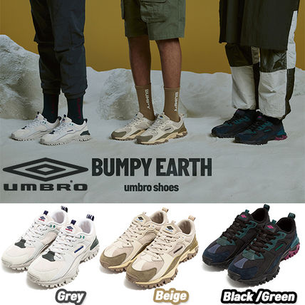 UMBRO スニーカー ★UMBRO★19-20AW BUMPY EARTH(全3色)