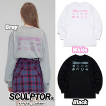 ★SCULPTOR★19FW S/P Collage LS Tee(全2色)