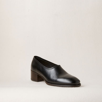 LEMAIRE シューズ・サンダルその他 Lemaire ルメール Heeled Slippers(2)