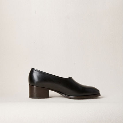 LEMAIRE シューズ・サンダルその他 Lemaire ルメール Heeled Slippers(3)