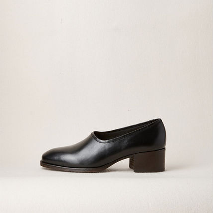 LEMAIRE シューズ・サンダルその他 Lemaire ルメール Heeled Slippers(4)