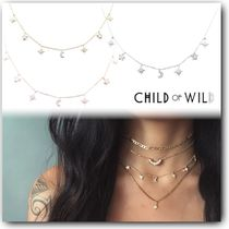 【関税込】CHILD of WILD★ Stars and Moonsネックレス 3色