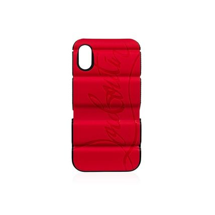 Christian Louboutin スマホケース・テックアクセサリー 【Christian Louboutin】 Red Runner Case Iphone X/Xs ケース(2)