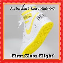 NIKE Air Jordan 1 Retro High OG First Class Flight AW 19