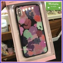 【kate spade】wild floral iphone X/XS/XS Max/XR ★