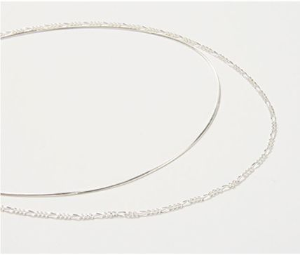 Hei ネックレス・ペンダント 日本未入荷Heiのtwo lines chain necklace 全2色(5)