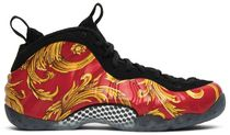 Supreme x Air Foamposite One SP 'Red' SS 14 2014