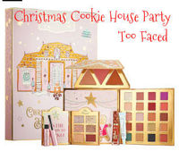ホリデー限定☆Too Faced♪Christmas Cookie House Party