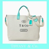 【Tiffany & Co】★Weekend Tote★トートバッグ★ティファニー★