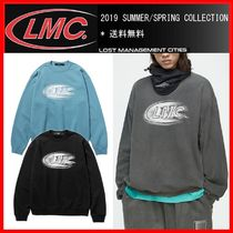 ★韓国の人気★【LMC]★LMC SHINING CO SWEATSHIRT★3色★