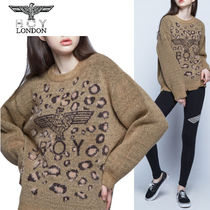 BOY LONDON正規品★LEOPARD LOGO SWEATER