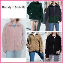 19-20AW!!  ☆Brandy Melville☆ WILLOW SHEARLING JACKET