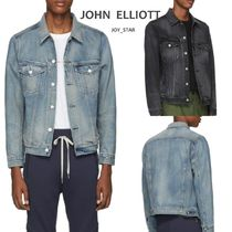 NEW!! 人気急上昇!!  JOHN ELLIOTT THUMPER JACKET TYPE III
