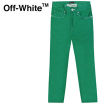 【Off-White】LEVI'S MADE & CRAFTED SKINNY BUTTON DENIM
