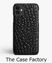 The Case Factory★iPhone 11ケース クロコダイル★