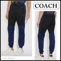 【COACH】Biker Pants WIth Coach Patch 残りわずか