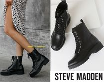 AW新作セール【本革】Steve Madden Guidedレザーブーツ