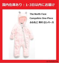 The North Face Campshire One-Piece ふわもこ 耳付 ロンパース