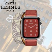 【HERMES】Apple Watch Hermes Series 5 ダブルトゥール 40 mm