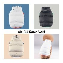 【Monchouchou】Air Fill Down Vest★3color★5size