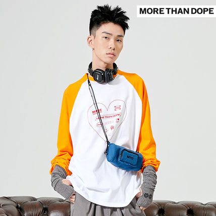 more than dope Tシャツ・カットソー ★morethandope★カットソー★正規品/韓国直送料込★韓国人気
