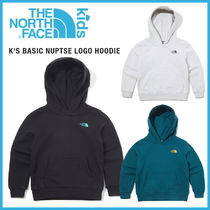 THE NORTH FACE★19-20AW K'S BASIC NUPTSE LOGO HOODIE_NM5PK60