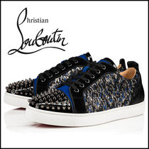 【新作】Louboutin ルブタン Louis Junior Spikes Orlato