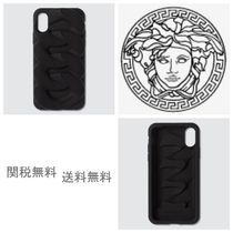 [VERSACE] ヴェルサーチ Chain Reaction Iphone X Case