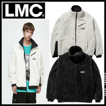 ★LMC★ エルエムシー SILKY FLEECE REVERSIBLE JACKET フリース