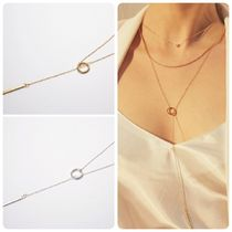 ♡Hei♡stick y long necklace 2色