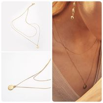 ♡Hei♡coin layered necklace