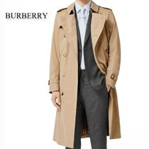 BURBERRY  Long Trench Heritage The Chelsea