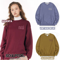 ★SCULPTOR★19FW S/Soft Sweatshirt(全3色)