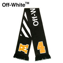 【Off-White】☆人気☆BIG OFF SCARF