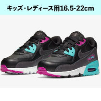 Nike Air Max 90 Leather ナイキ レディース キッズ  16.5-22cm