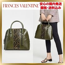 関税送料込◆Frances Valentine◆2way Rachel Dome Satchel