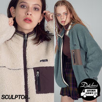 SCULPTOR Comfy Fleece Jacket NE2057 追跡付