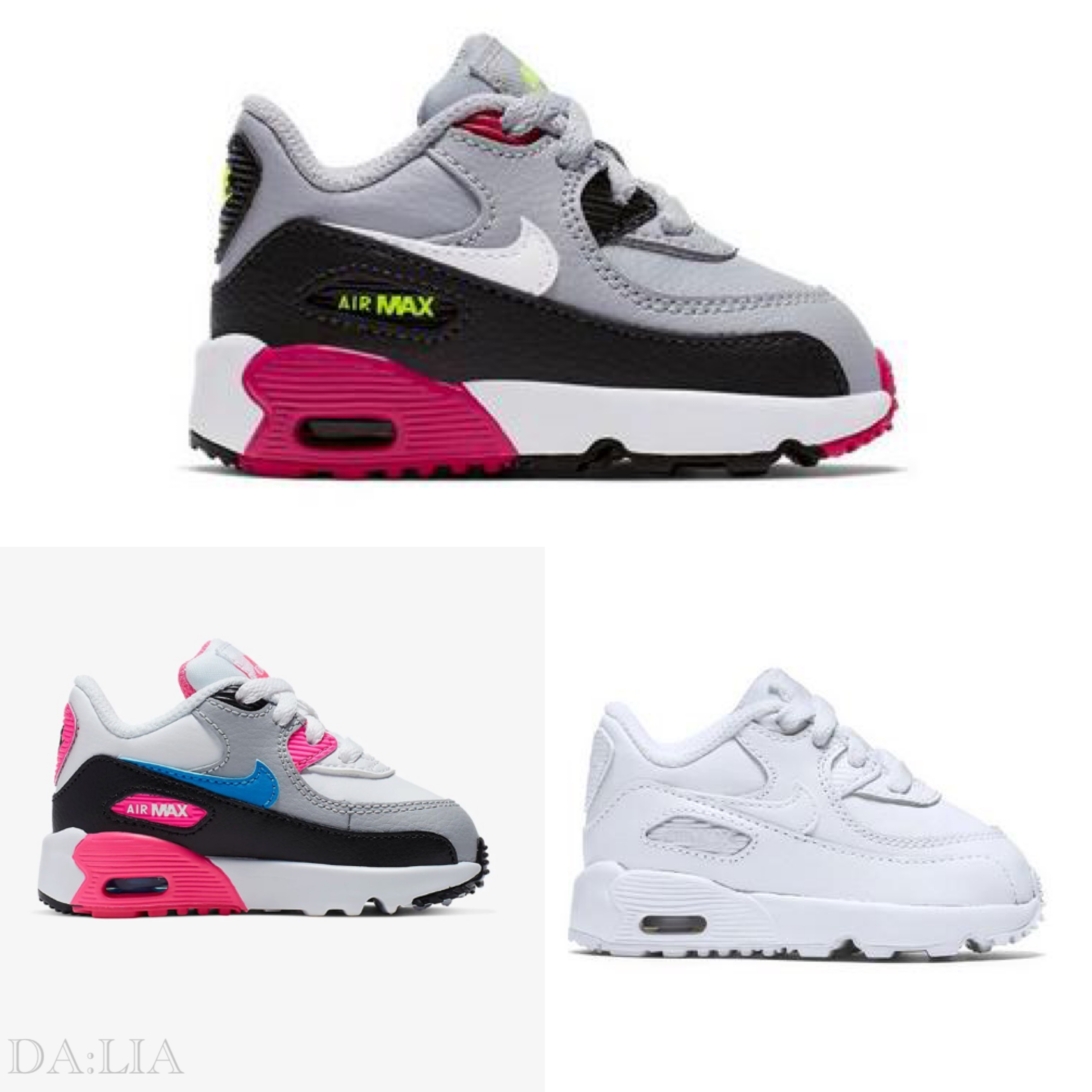 Nike AIR MAX 90 2020 SS Unisex Street Style Baby Girl Shoes